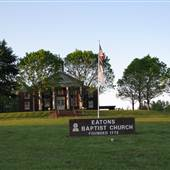 Eaton Baptist Church and Cemetery